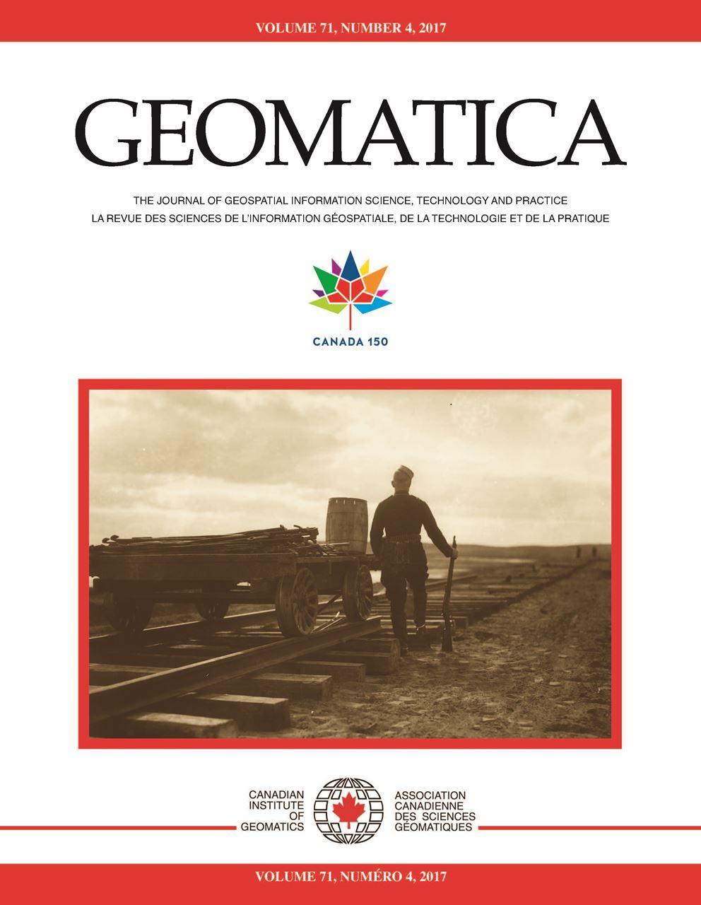 Canadian Institute of Geomatics / Association canadienne des ...